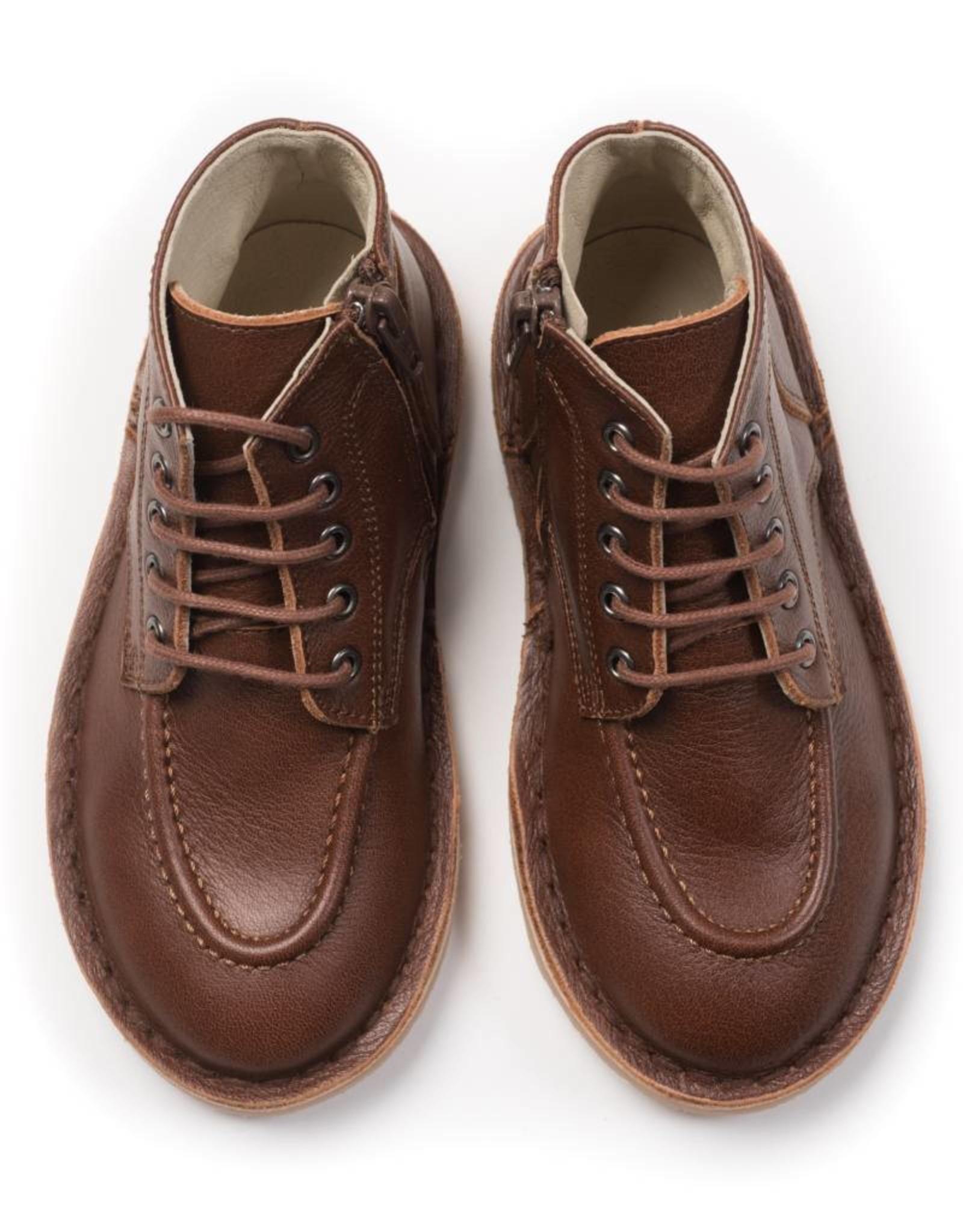 Bonton  Gaspard laced boots