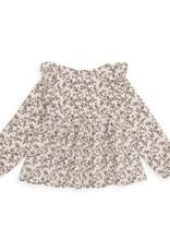 Bonton  Kid's ruffled Pecorino blouse