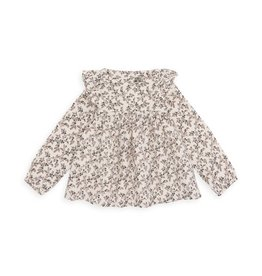 Kid's ruffled Pecorino blouse