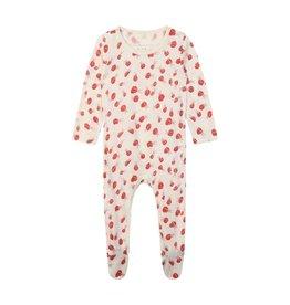 Pyjama, imprimé coccinelles