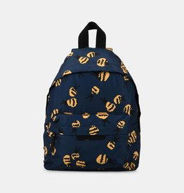 Backpack, bees print