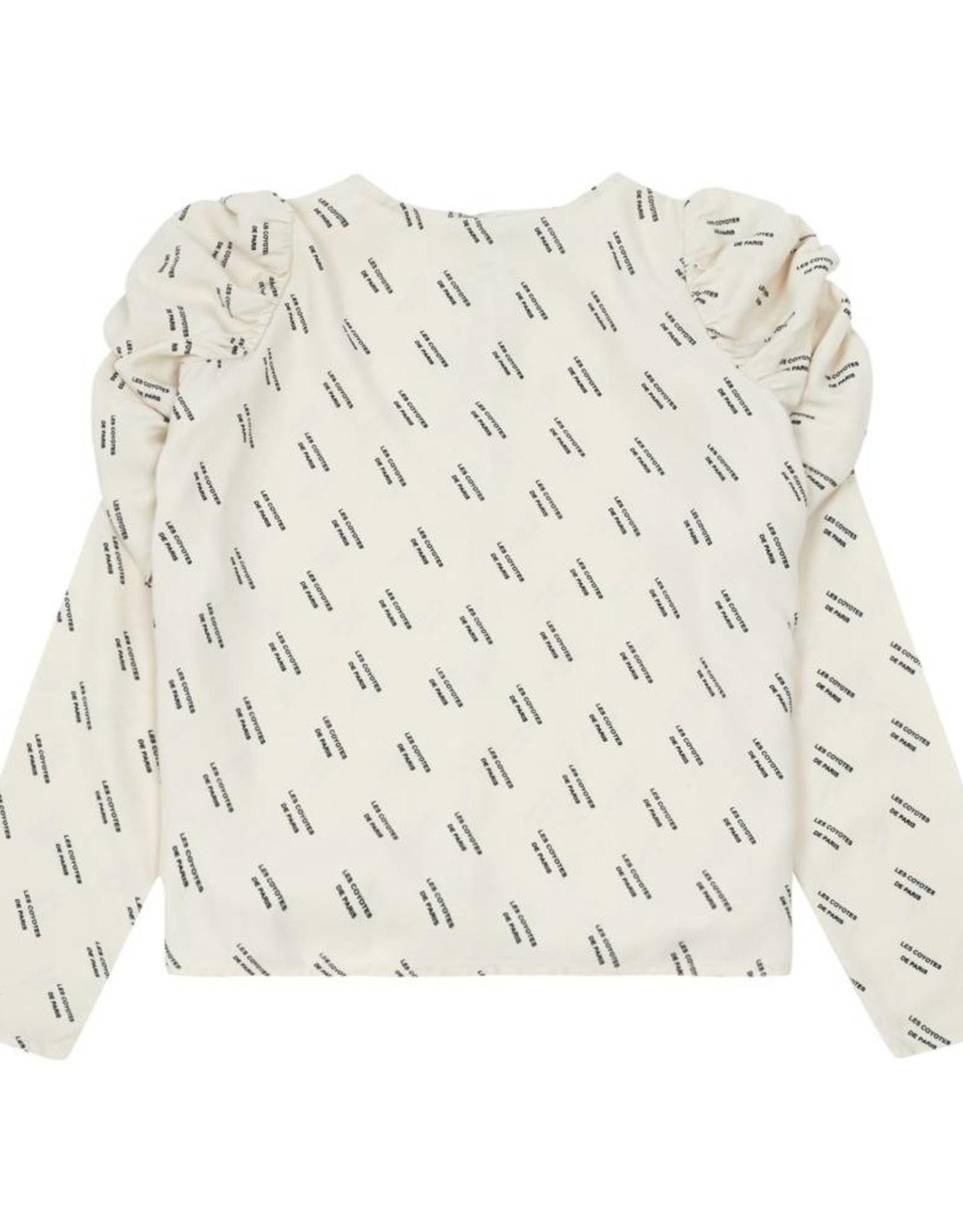 Les Coyotes de Paris Antique blouse
