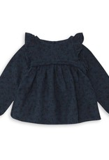 Ruffled Pecorino blouse