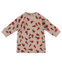 Dress, ladybird print