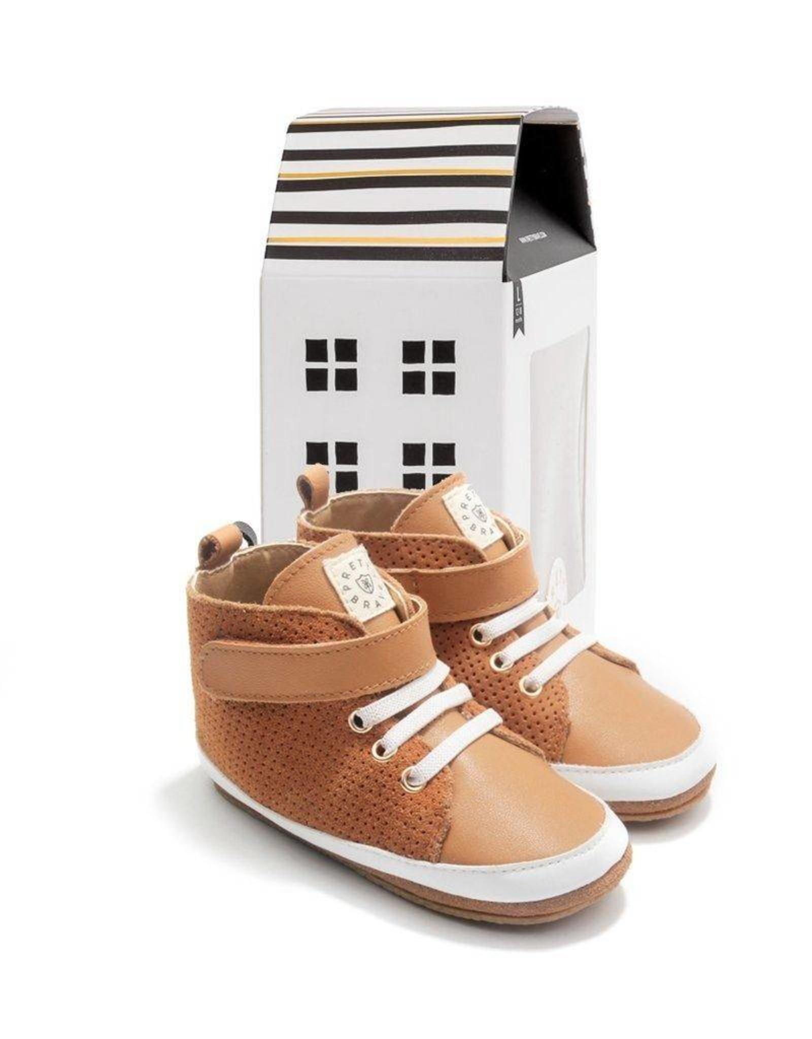 Pretty Brave Baby Hi-top boots