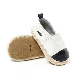 Espadrilles Black Toe pour bébé