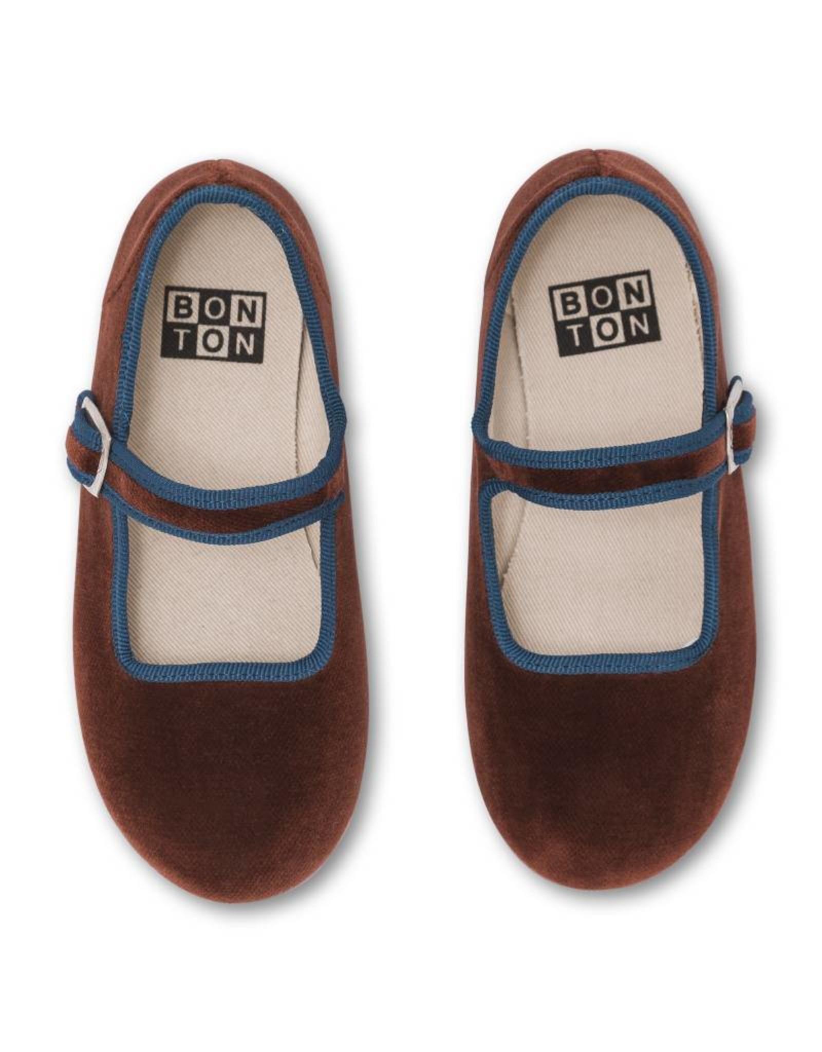 Bonton Kid's Jane sling slippers