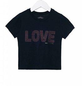 T-shirt Love Aurora Sky