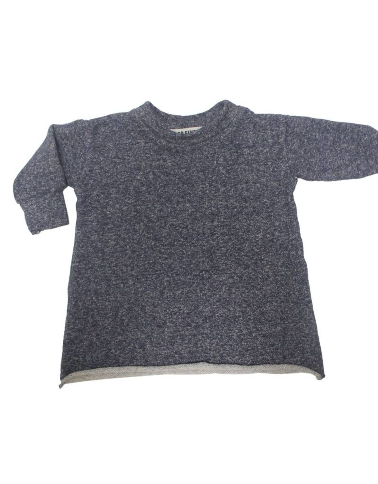 Go Gently Nation Hemp puff sleeve dress jogging