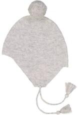 Bonnet en cachemire Verglas