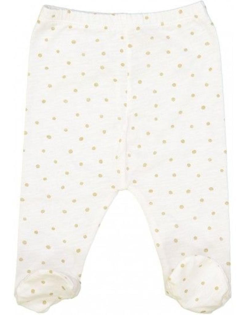 Lutin footed trousers