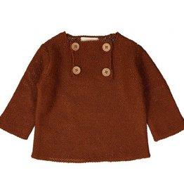 Louis Louise Charlot Merino wool jumper