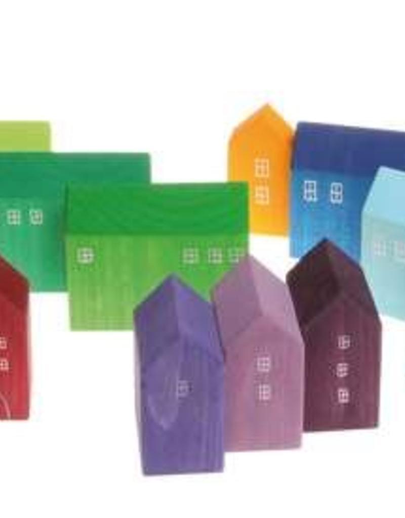 Petites maisons à empiler