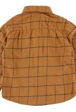Morley Benjamin block shirt
