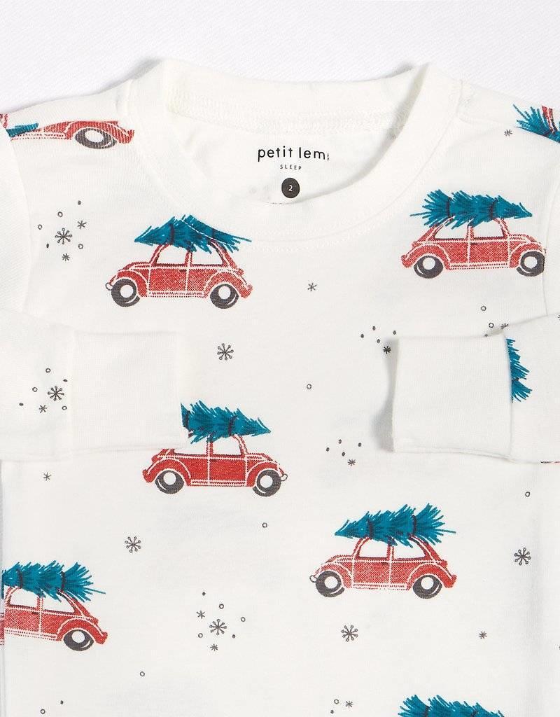 """Ensemble pyjama """"Joyeuses Fêtes"""""""