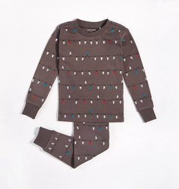 Christmas Lights pajama set