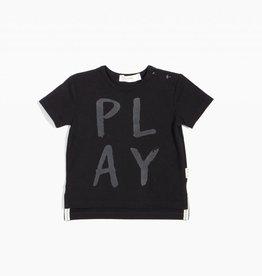 "T-shirt ""Play loud"""