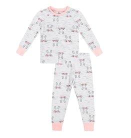 Little bunnies pajama set