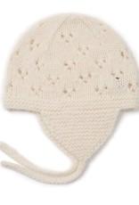 Ensemble bonnet et chaussons pour bébé
