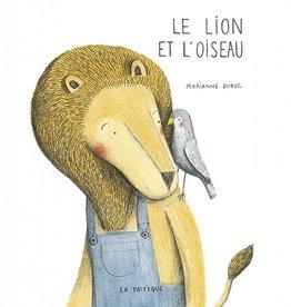 Le lion et l'oiseau