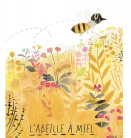 La Pastèque L'abeille à miel