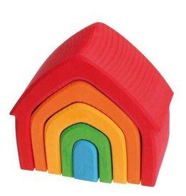 Grimm's Maisons colorés