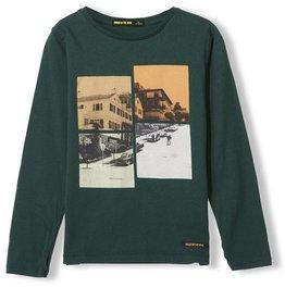 College Puzzle sweater