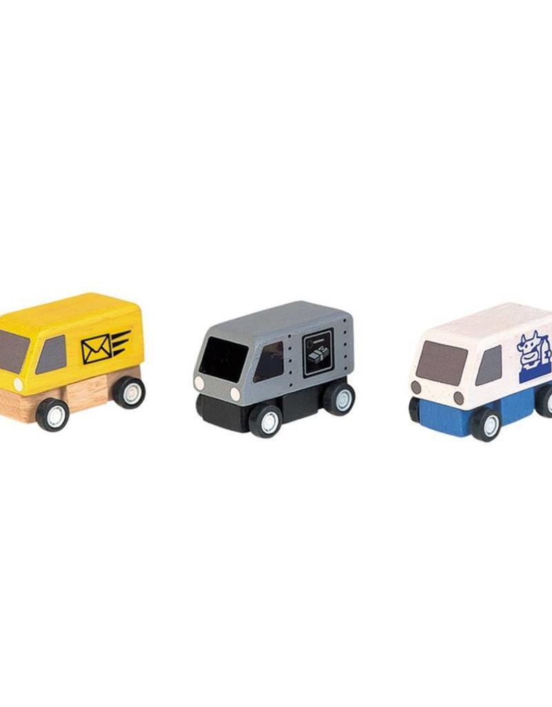 Camions de livraison
