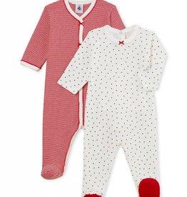 Set of 2 pajamas
