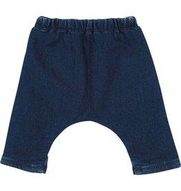 Pantalon harem en denim pour bébé