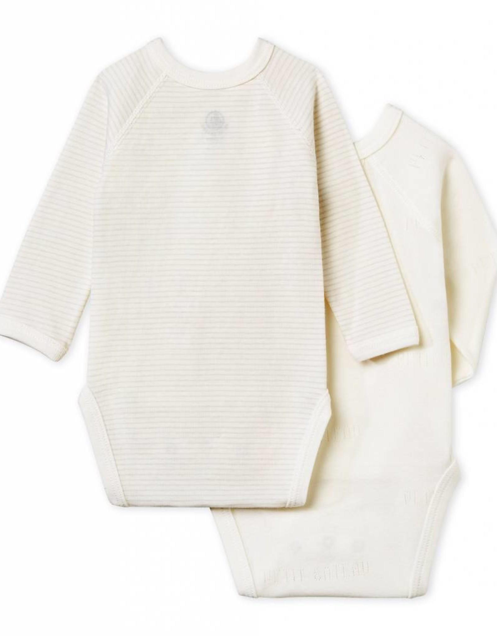 Set of 2 baby bodysuits
