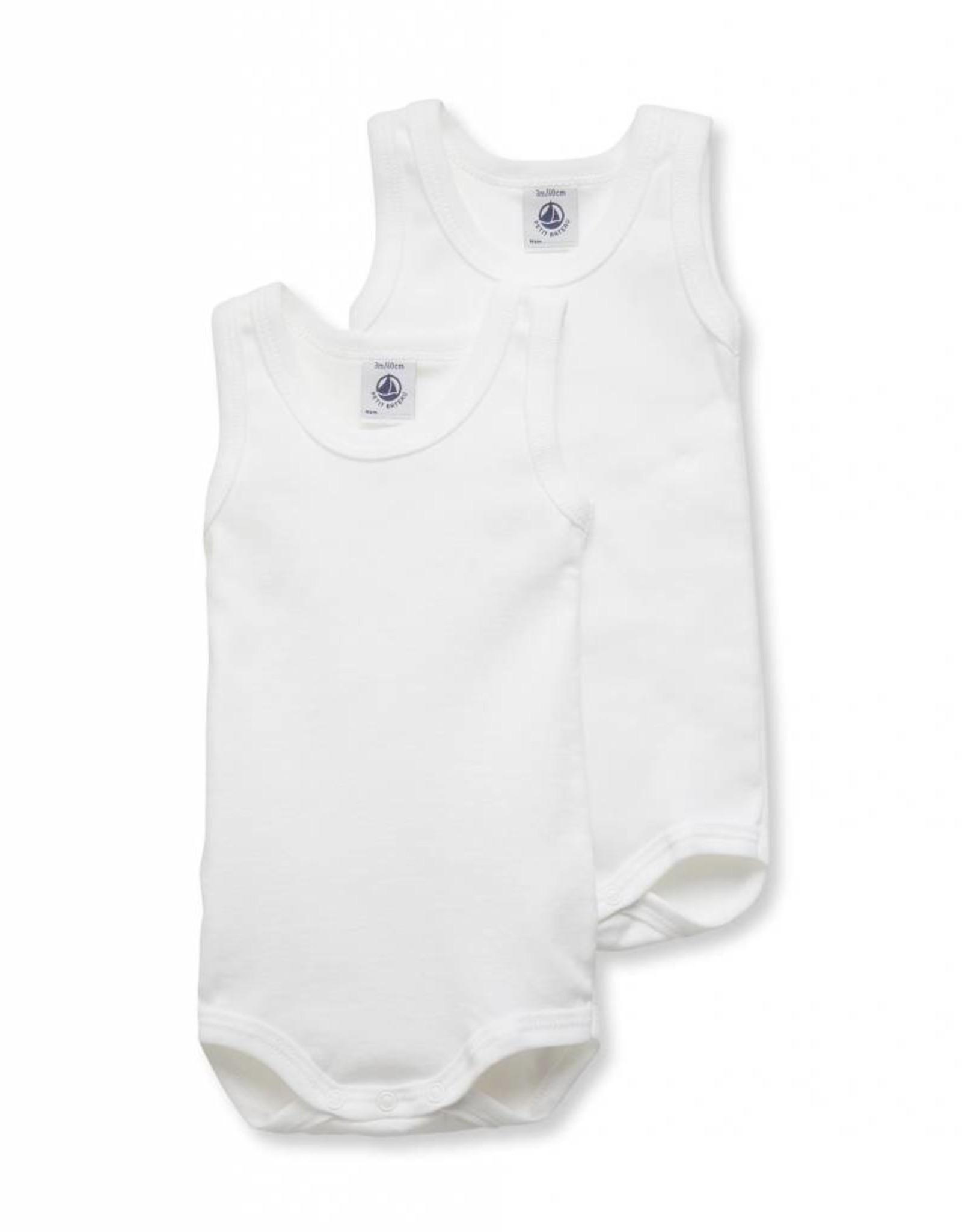 Set of 2 baby bodysuit