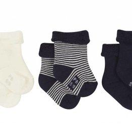 Lot de 3 paires de chaussettes