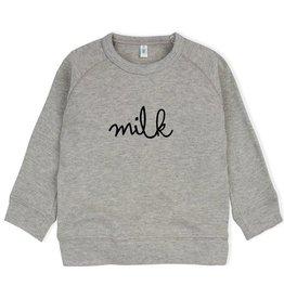 Milk sweater