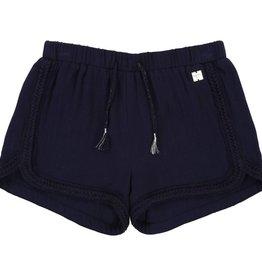 Waffled shorts