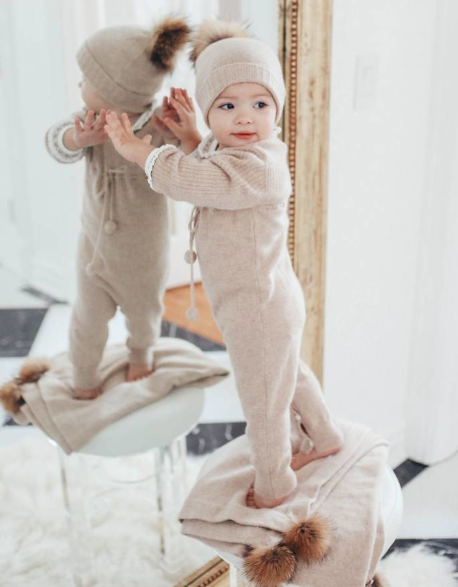 Mini muse Angel jumpsuit