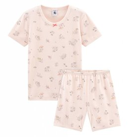 Pajamas, rabbits print