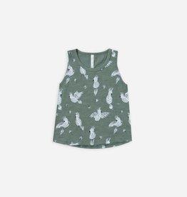 Camisole, imprimé cockatoo