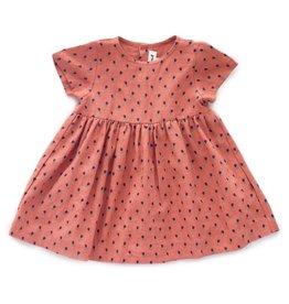 Dress, tulip print