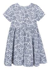 Dress, flowers print