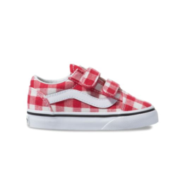 Toddler Gingham Old Skool V
