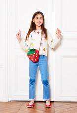 Sweater, fruits print