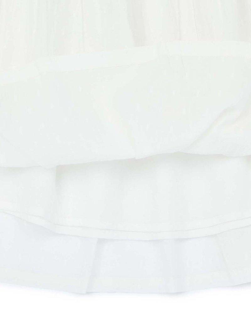 Niagara Plumetis dress