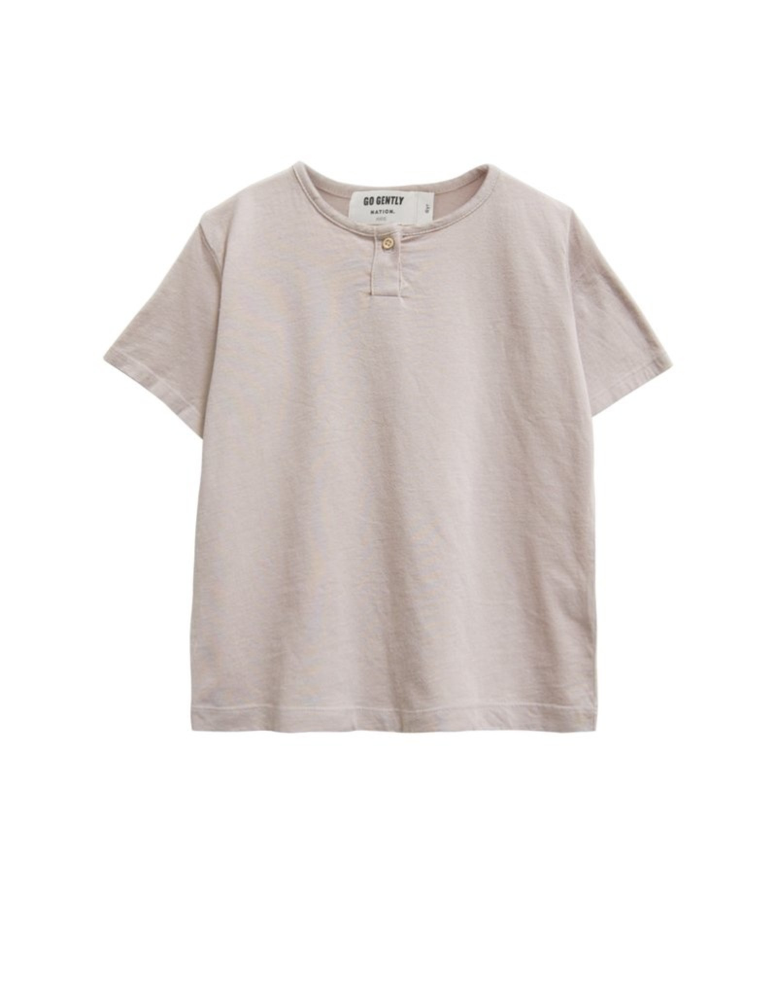 Go Gently Nation Jersey henley