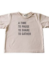 """""""A time"""" tee"""