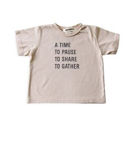 """Go Gently Nation """"A time"""" tee"""