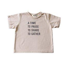 """T-shirt """"A time"""""""