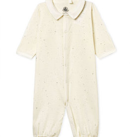 Pajamas-sleeper, stars print