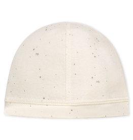 Newborn hat, stars print