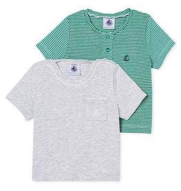 Lot de 2 t-shirts